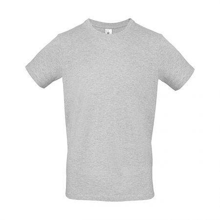 Miesten t-paita, joka on 100 % esikutistettua ring-spun puuvillaa (Single Jersey). Kauluksessa kaulanauha. Pestävissä 40°C:seen asti. Normaali istuvuus.